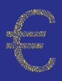 欧洲符号 库存图片