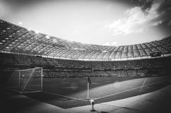 欧洲联赛冠军杯决赛2018年 图库摄影