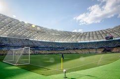 欧洲联赛冠军杯决赛2018年 免版税图库摄影