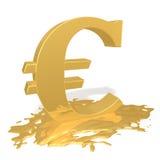 欧洲融解 免版税库存照片