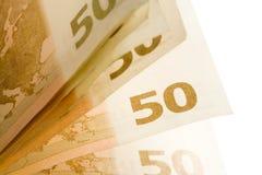 欧洲货币 图库摄影