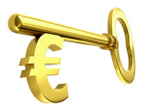 欧洲贿赂 免版税库存照片