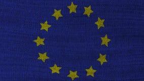 欧盟标志 库存例证