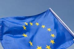 欧盟标志 免版税库存照片