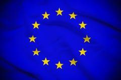 欧盟标记 库存照片