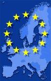 欧盟 免版税图库摄影