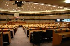 欧议会 免版税库存照片