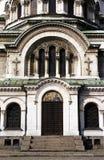 欧洲保加利亚索非亚 免版税库存图片