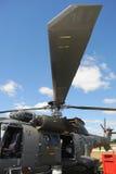 欧洲直升机公司AS332 M1超级美洲狮 图库摄影