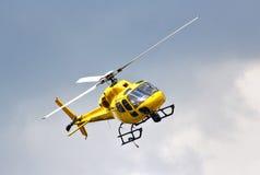 欧洲直升机公司AS-355N Ecureuil 库存图片