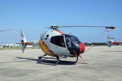 欧洲直升机公司EC120 Colibri 库存图片