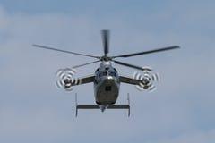 欧洲直升机公司X3直升机 免版税库存照片