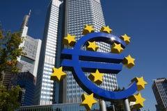 欧洲危机 免版税图库摄影