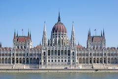 欧洲大教堂在布达佩斯 免版税库存图片