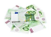 欧洲货币,欧洲 免版税库存图片