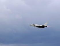 欧洲战斗机 免版税库存照片