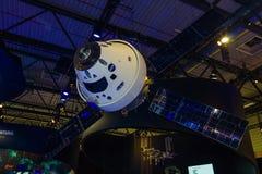 欧洲指令舵模型猎户星座的 免版税图库摄影