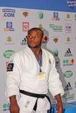 欧洲柔道冠军2013年 库存图片
