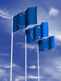 欧洲标志联盟 免版税库存图片