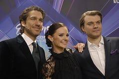 欧洲歌唱大赛2014年 免版税库存照片
