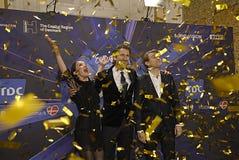 欧洲歌唱大赛2014年 免版税库存图片