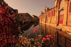 欧洲法国阿尔萨斯 免版税库存图片