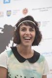 2016年欧洲电视网优胜者Jamala (乌克兰) 免版税库存照片