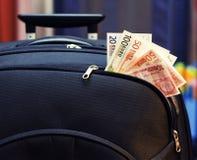 欧洲的钞票 库存图片