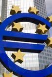 欧洲符号 库存照片