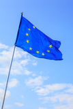 欧洲联盟标志 免版税库存图片