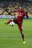 欧洲联赛冠军杯比赛基辅迪纳摩v贝希克塔什 库存照片