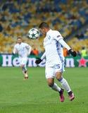 欧洲联赛冠军杯:基辅迪纳摩v本菲卡队 库存图片