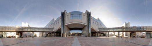欧洲议会 库存照片