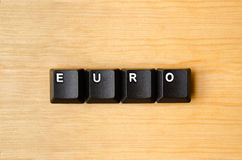 欧洲词 库存图片