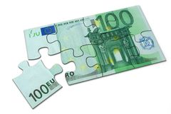 欧洲难题 免版税图库摄影