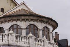 欧洲风格的大厦 库存图片