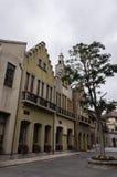 欧洲风格的大厦 免版税库存照片