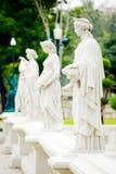 欧洲风格的雕象 库存图片