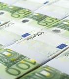 欧洲货币 免版税库存照片