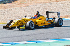 欧洲F3冠军, 2011年 图库摄影