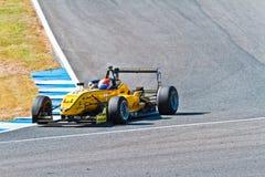 欧洲F3冠军, 2011年 库存照片
