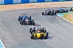 欧洲F3冠军, 2011年 库存图片