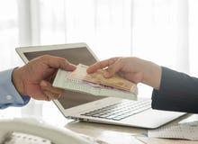 贷款偿还 免版税库存图片