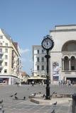 歌剧院在蒂米什瓦拉,罗马尼亚 免版税库存图片