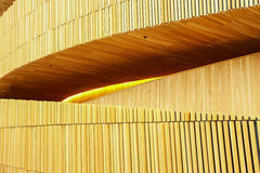 歌剧院的设计 免版税库存图片