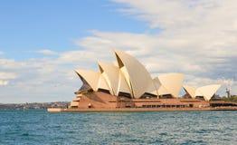 歌剧院,悉尼 免版税库存图片