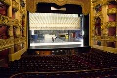 巴黎歌剧院 免版税库存照片
