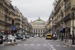 巴黎歌剧院 免版税库存图片