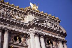 巴黎歌剧 免版税图库摄影