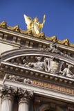 巴黎歌剧 免版税库存照片